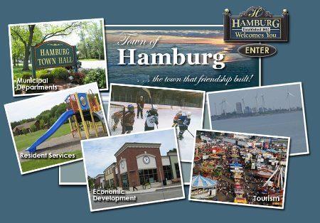 Town of Hamburg NY