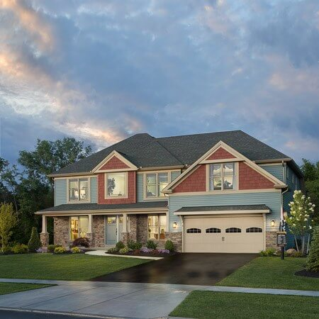 New Home Single Family Floor Plan 15 Pear Tree Ln Lancaster Marrano Demo