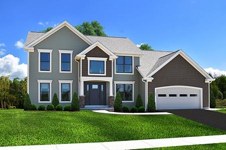New Home - Single Family Floor Plan In Lancaster, NY