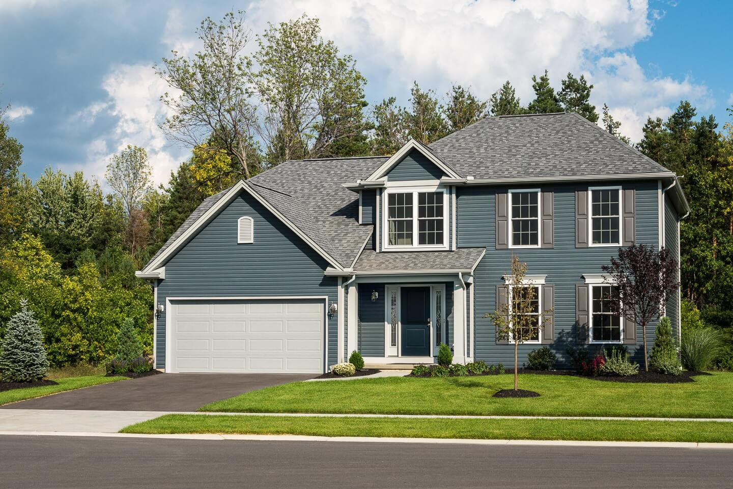 New Home Single Family Design 127 Boxelder, Buffalo, NY 14228