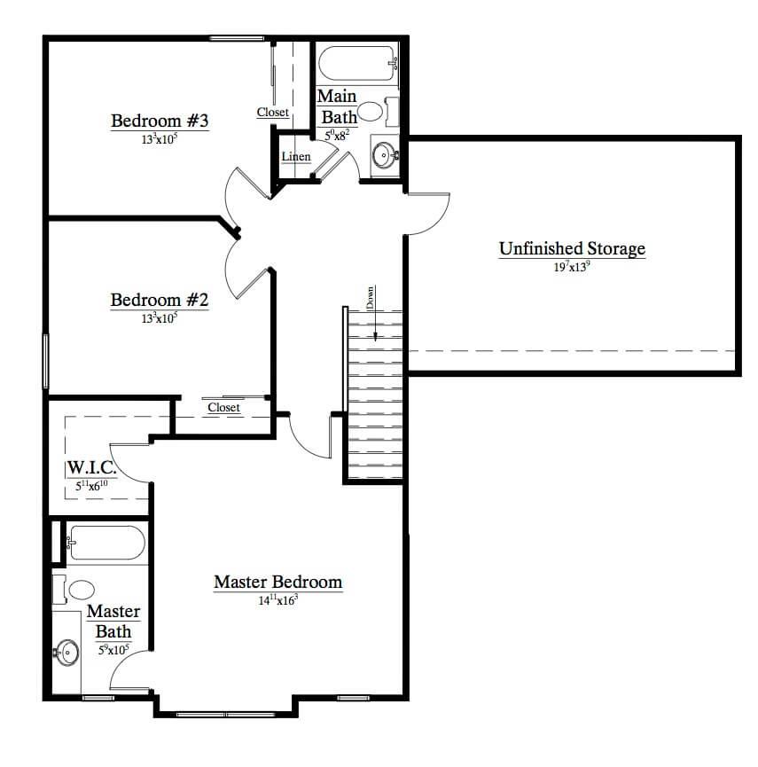 Marrano Patio Home Floor Plans