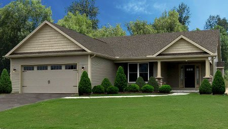 New Home Single Family Floor Plan 39 Clearview Drive Amherst, NY 14221