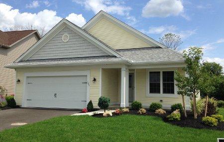New Patio Home Floor Plan 109 Boxelder Lane, Amherst, NY 14227
