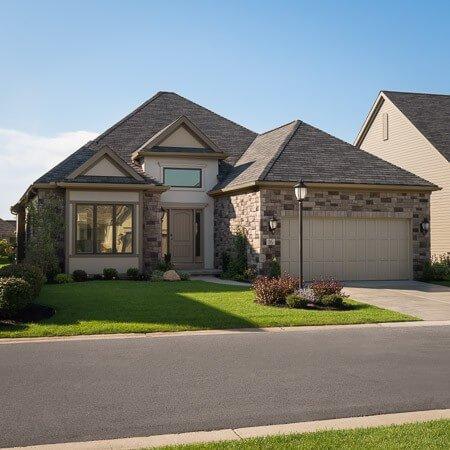 New Luxury Patio Home - Arlington 2