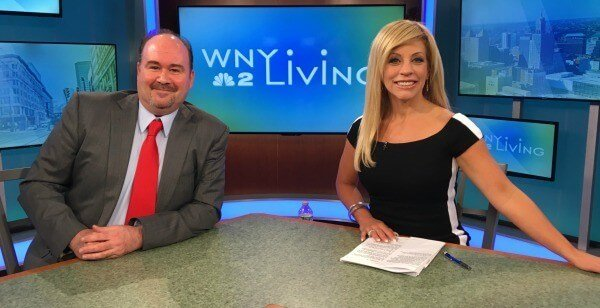 Jim Marrano Talks New Homes On Wgrz Tv S Wny Living