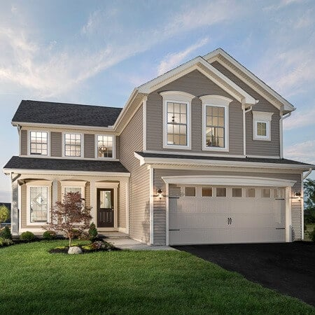 New Single Family Floor Plan 14 Vista Lane, West Seneca, NY
