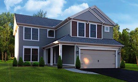 New Home Single Family Floor Plan 162 Boxelder Lane, Amherst, NY