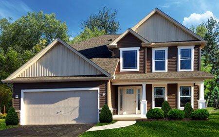 New Home Single Family Floor Plan 91 Boxelder Lane-D9