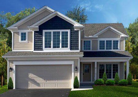 New Home Single Family Floor Plan 27 Vista Court-D11