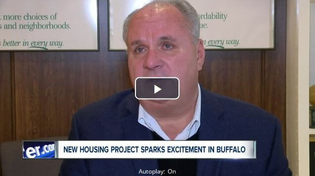 New housing development sparking excitement in Buffalo