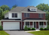 New Single Family Floor Plan - Lexington II