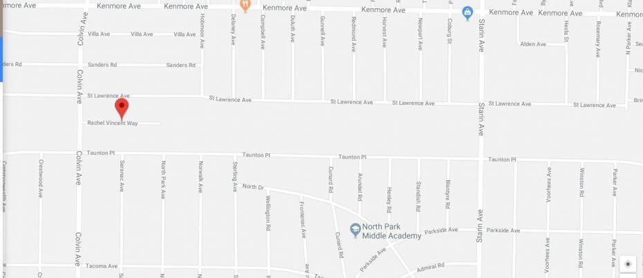 North Buffalo New Home Community - Colvin Estates