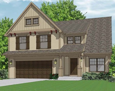 New Single Family Floor Plan Design - Advantage XII