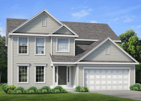 Single Family Home Floor Plan 2369-Burbank-Drive