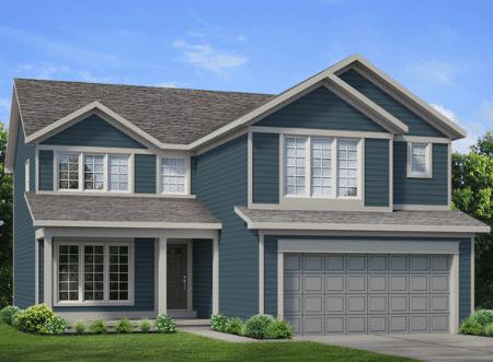 Single Family Home Floor Plan 97 Fernleaf Terrace