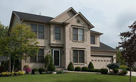 Single Family Home Floor PLan - Lexington II - 123 Rachel Vincent Way