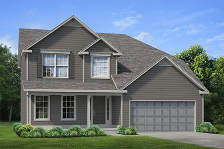 Single Family Home Floor Plan - Discovery IX - 130 Rachel Vincent Way, Buffalo, NY