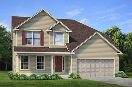 Single Family Home Floor Plan - Discovery IX - 94 Rachel Vincent Way, Buffalo, NY