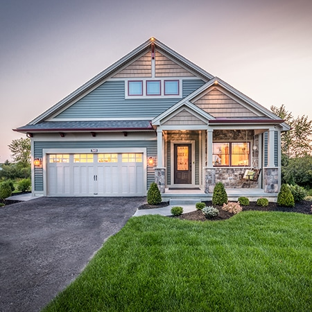 New Patio Ranch Home Floor Plan - East Aurora, NY